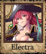 Electra Defender Poster