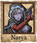 Narya Musketeer Poster