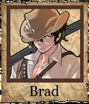 Brad Swashbuckler Poster
