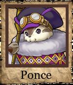 Ponce Healer Poster