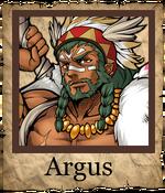 Argus Brute Poster