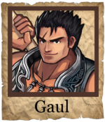 Gaul Brute Poster
