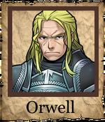 Orwell Defender Poster