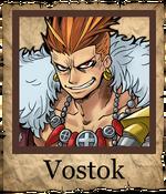 Vostok Spearman Poster