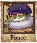 Ponce Cannoneer Poster