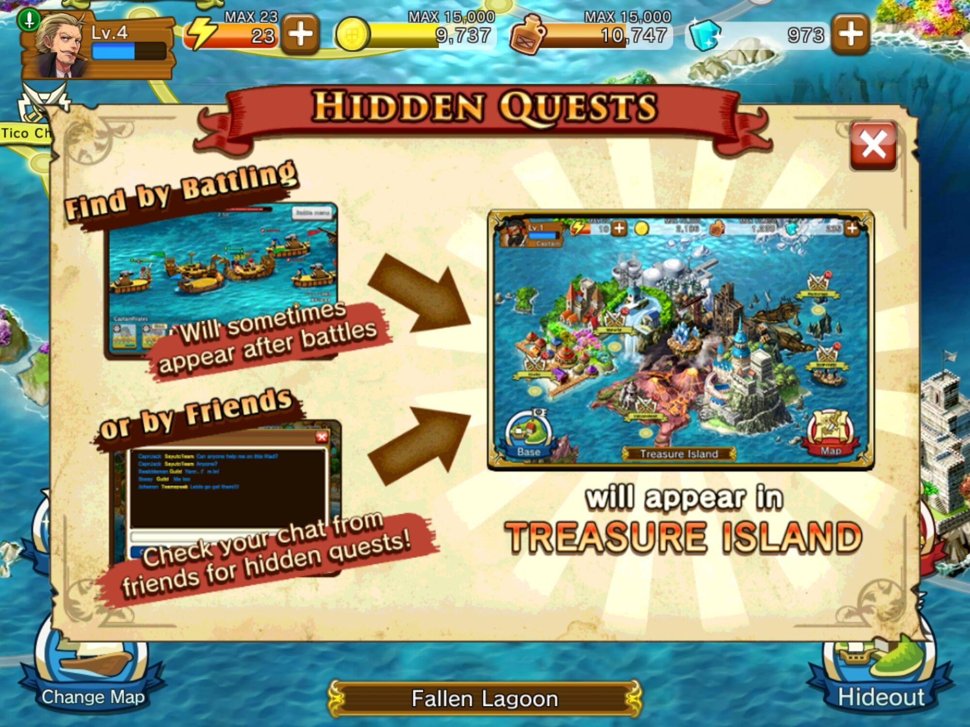 category hidden quests war pirates wikia fandom powered by wikia