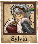 Sylvia Cannoneer Poster