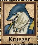 Krueger Musketeer Poster