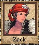 Zack Swashbuckler Poster