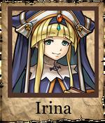 Irina Support Poster