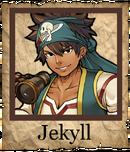 Jekyll Cannoneer Poster