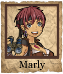 Marly Cannoneer Poster