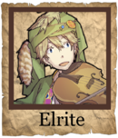 Elrite Musketeer Poster
