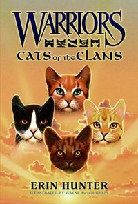 Cats of the Clans Cover