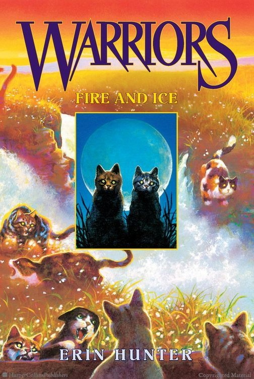 Image result for warriors cats original covers
