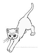 Stand stretch lineart by wildpathofshadowclan-d2ywc0c