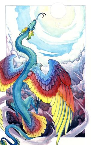 File:Rainbow Serpent by hibbary.jpg