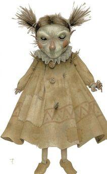 Kani Doll