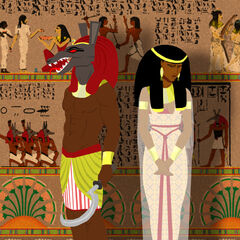 Set and Nephthys