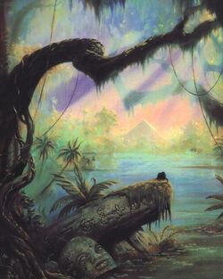 The lost lands of mu and lemuria 2-1-