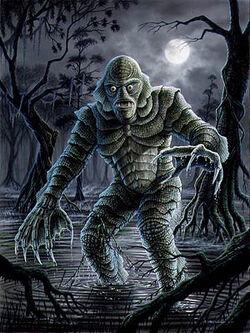 Swampmonster 0-1-