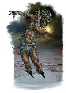 Hovering-horror-wendigo-art-1-
