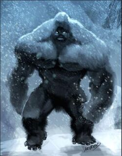 1 hour monster 5 bigfoot by joe vriens (abominable)