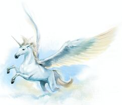 Half-celestial unicorn