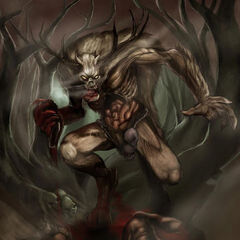 The ravenous Wendigo will NEVER be satisfied...