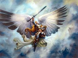 Serra angel greg staples