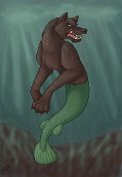 The Seawolf by mahrkale