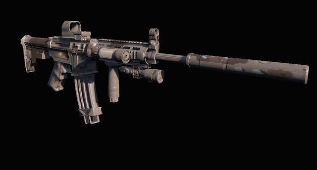 File:M4A1 Special Forces Rifle.jpg