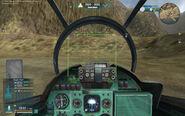SuperHind Cockpit