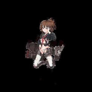 Akatsuki (r) damaged