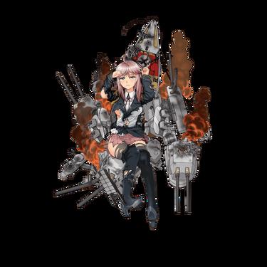 Tirpitz D