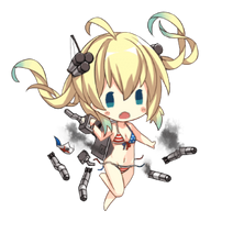 Ship girl 194 b