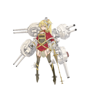 Vanguard costume