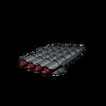 4x533mm Torpedo