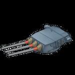 U-Country 16in Guns in triple mounts (MK6)