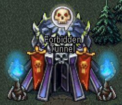 Forbidden Tunnel