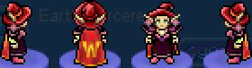 Char fire sorceress