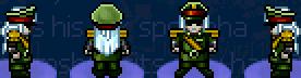 Char dictators green coat