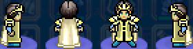 Char priests dress