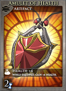 Amulet-of-health