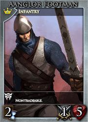 Card lg set7 aanglor footman-