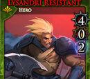 Lysandri Resistant