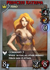 Card lg set5 princess katrina r