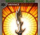 Wounding Blade
