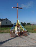 Mańkowska (krzyż przydrożny nr 8)