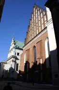 Archikatedra fasada
